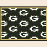 Green Bay Packers NFL Team Repeat