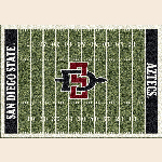 San Diego State College Home Field