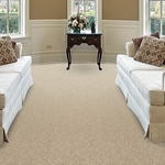 Nature Patterned Wool Carpet