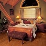 Ridgecrest Domestic Engineered Hardwood - American Cherry Natural