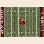 Arizona State Sun Devils Home Field Rug