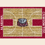 Alabama College Home Court