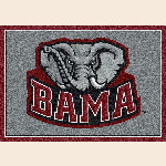 Alabama College Team Spirit