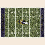 Baltimore Ravens NFL Team Home Field