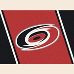 Carolina Hurricanes NHL Team Spirit Rug