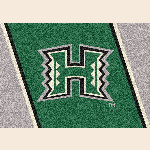 Hawaii College Team Spirit