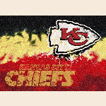 Kansas City Chiefs NFL Team Fade