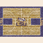 LSU College Home Court