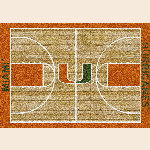 Miami College Home Court