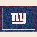 New York Giants NFL Team Spirit Rug