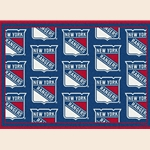 New York Rangers NHL Team Repeat