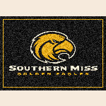 Southern Mississippi College Team Spirit