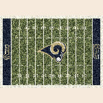 St. Louis Rams NFL Team Home Field