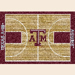 Texas A&M College Home Court