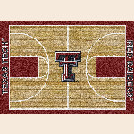 Texas Tech College Home Court