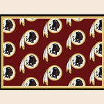 Washington Redskins NFL Team Repeat