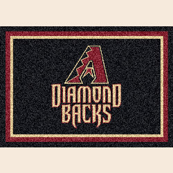 Arizona Diamond Backs MLB Team Spirit