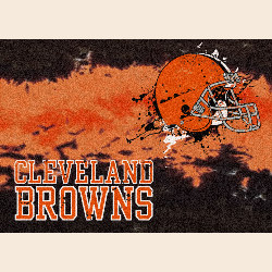 Cleveland Browns NFL Team Fade