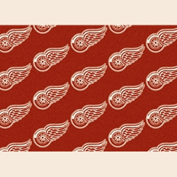 Detroit Redwings NHL Team Repeat