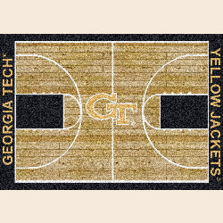 Georgia Tech College Home Court