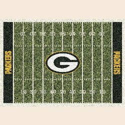 Green Bay Packers NFL Team Home Field