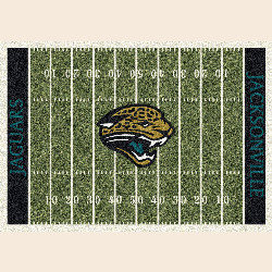Jacksonville Jaguars NFL Team Home Field