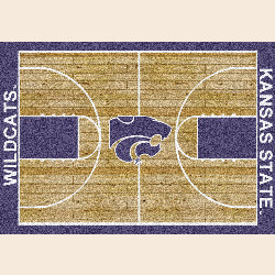 Kansas State College Home Court