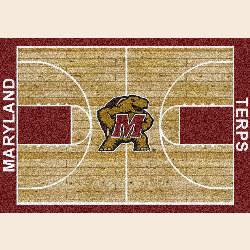 Maryland College Home Court