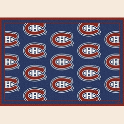 Montreal Canadians NHL Team Repeat