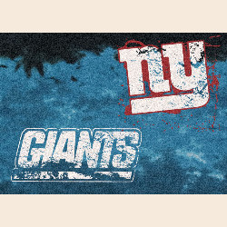 New York Giants NFL Team Fade