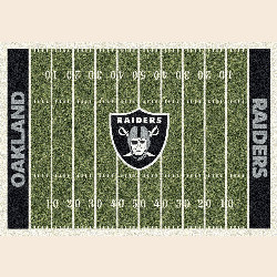 Oakland Raiders NFL Team Home Field
