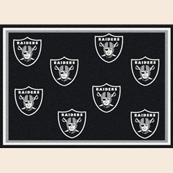 Oakland Raiders NFL Team Repeat