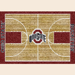 Ohio State College Home Court