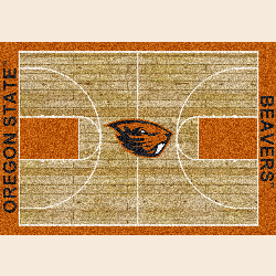 Oregon State College Home Court