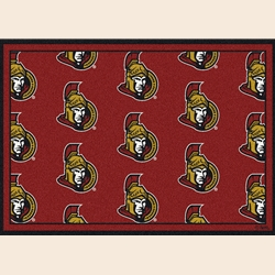 Ottawa Senators NHL Team Repeat
