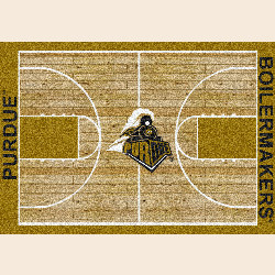Purdue College Home Court