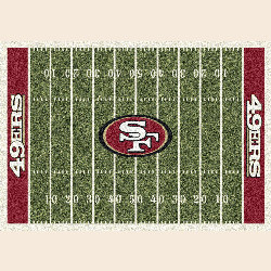 San Francisco 49ers NFL Team Home Field