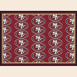 San Francisco 49ers NFL Team Repeat