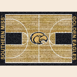 Southern Mississippi College Home Court