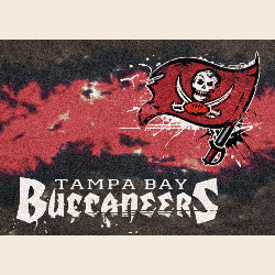 Tampa Bay Buccaneers NFL Team Fade