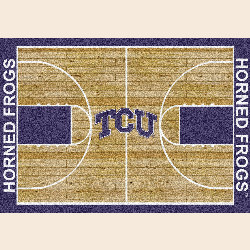 Texas Christian College Home Court