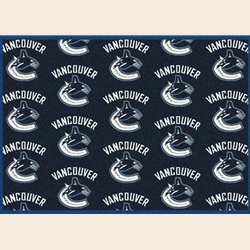 Vancouver Canucks NHL Team Repeat