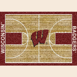 Wisconsin College Home Court