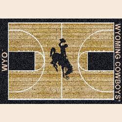 Wyoming College Home Court