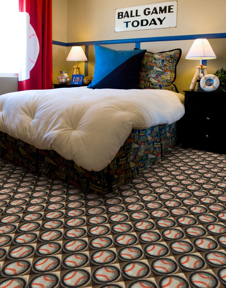 Wholesale Sports Theme Carpet And Rugs Discount Carpet