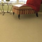 Lattice Patterned Wool Carpet