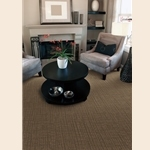Balletto Cut and Loop Carpet by Dixie Home
